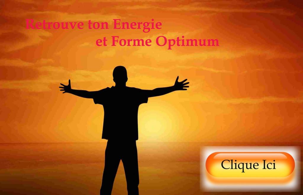Retrouve ton Energie et Forme Optimum