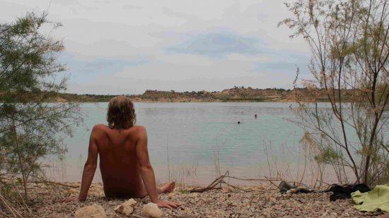 Le lac proche de FdV