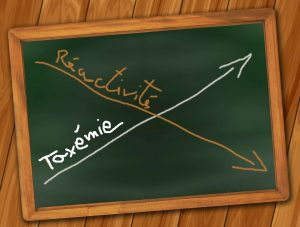Toxémie & Réactivité du corps